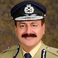 Mr. Ghulam Qadir Thebo
